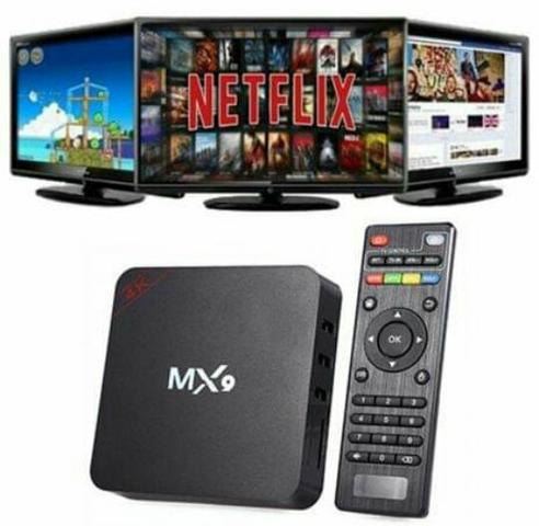 Tv Box MxQ Novos Com Garantia e entrega grátis - Foto 2