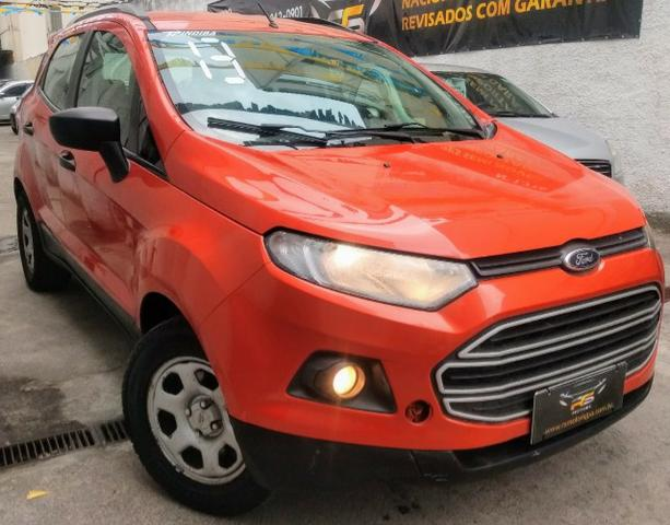 Ford Ecosport SE 1.6 2012/2013 Flex+GNV 4p Manual - Foto 2