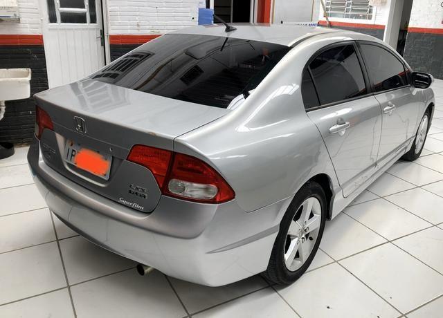 Civic 1.8 LXS AT - Repasse - Foto 4