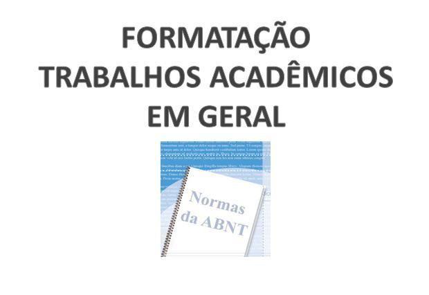 TCC, Monografia, Trabalhos Acadêmicos - A partir de R$ 299,00 - Foto 2