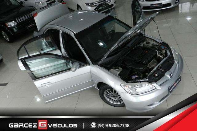 Honda Civic EX 1.7 Automático Completíssimo Legalizado Baixo - Foto 19
