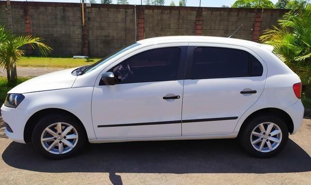 VW Gol G6 2014 1.0 ( Leia o Anuncio ) Adquira já me ligue falar com Bruno - Foto 2