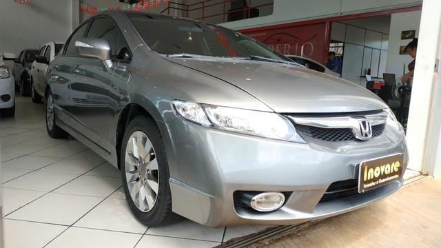 Honda Civic LXL Flex (2011/11) Completo - Foto 3