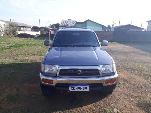 Toyota Hilux SW4 3.0 1997 - Foto 2