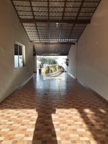 Casa à venda com 2 dormitórios em Ipê, Três lagoas cod:405 - Foto 9