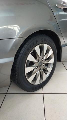 Honda Civic LXL Flex (2011/11) Completo - Foto 8