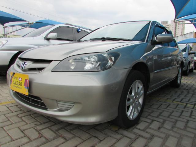 HONDA CIVIC 2005/2005 1.7 LX 16V GASOLINA 4P MANUAL