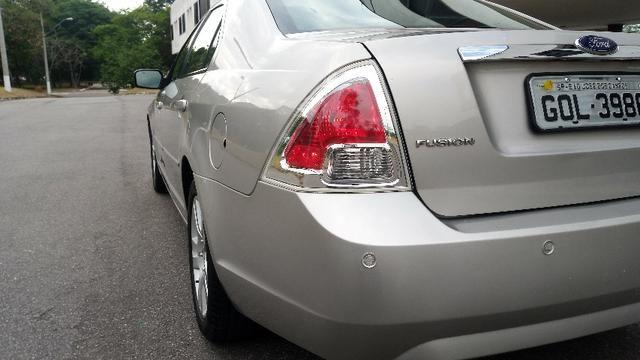 Ford Fusion Sel 2.3 ano 2008 - 98mil km - Raridade