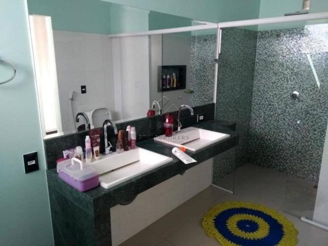 Casa no Condomínio Alphaville I, com 382 m² - 05 Suítes I Locação I Mobiliada - Foto 9