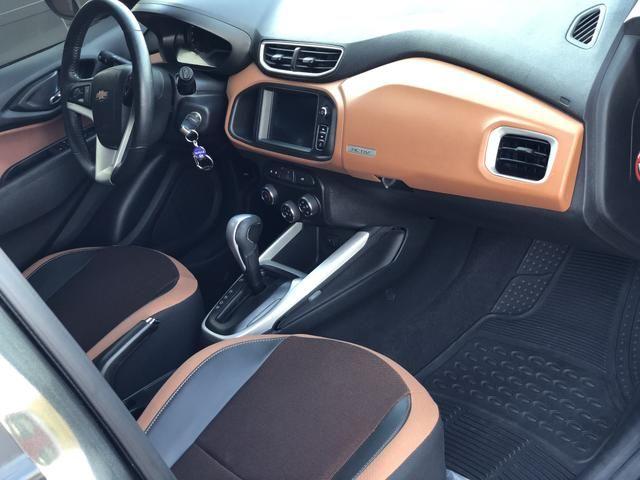 Chevrolet onix 1.4 active automático 2017/2018 - Foto 10