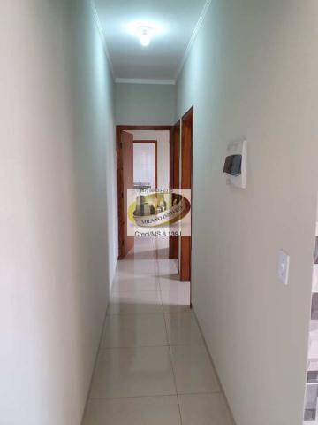 Casa à venda com 2 dormitórios em Nova três lagoas, Três lagoas cod:410 - Foto 4