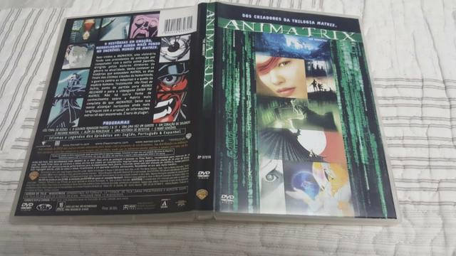 DVD Animatrix original