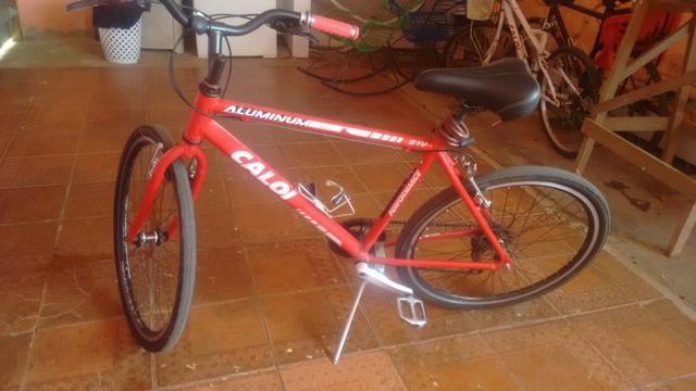 Bicicleta Aro 26 Caloi Aluminium