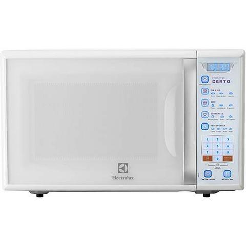 Microondas Electrolux Branco 110v - Novo - Na Caixa