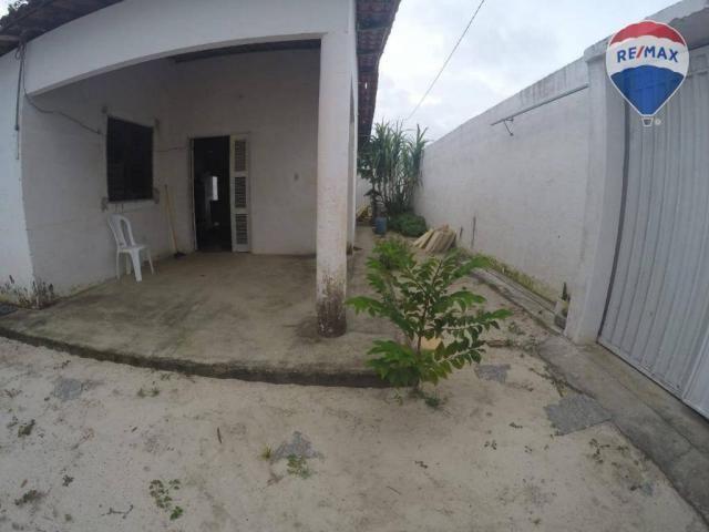 Casa com 2 dormitórios à venda, 77 m² por r$ 75.000 - carlotas - paracuru/ce - Foto 2