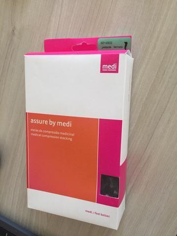 7d9ac72e2 Meia-calça de compressão Gestante Assure 20-30mmHg - Beleza e saúde ...