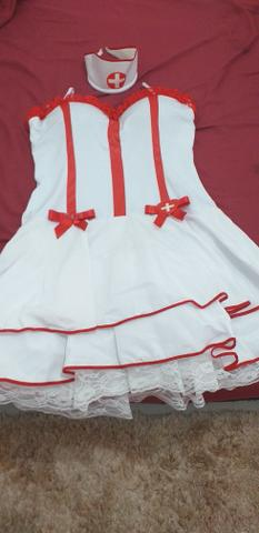 696d63076 Fantasia de Enfermeira - Roupas e calçados - Centro