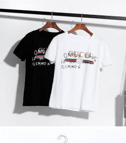 43b585e40b55d Camiseta Branca da Gucci - Roupas e calçados - St Noroeste