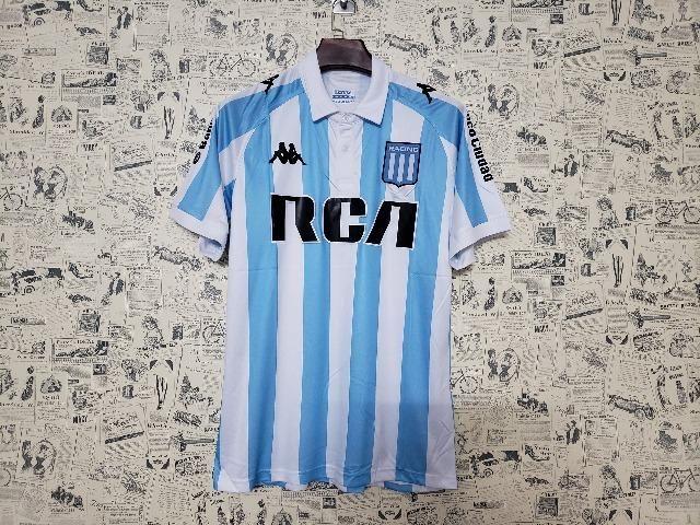 Camisa Racing Club de Avellaneda home