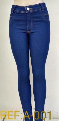 d71193d73 Calça Feminina Jeans Azul Tradicional. Atacado e Varejo no Mesmo Preço