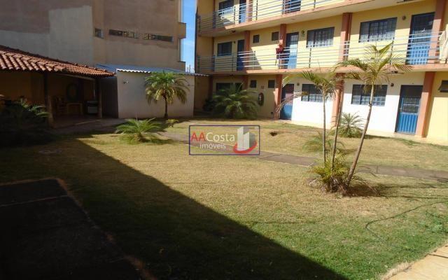Apartamento para alugar com 1 dormitórios em Parque universitario, Franca cod:I05822 - Foto 9
