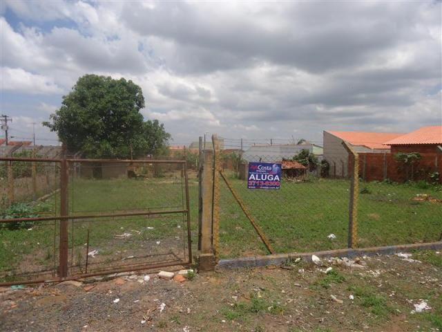Loteamento/condomínio para alugar em Jardim aeroporto i, Franca cod:I05547