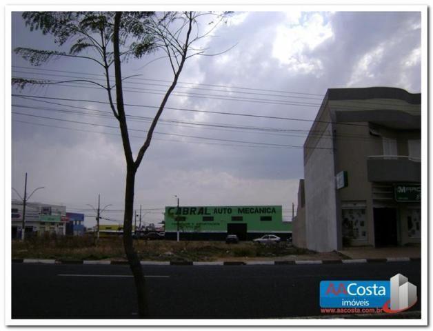 Loteamento/condomínio para alugar em Jardim noemia, Franca cod:I05889 - Foto 2