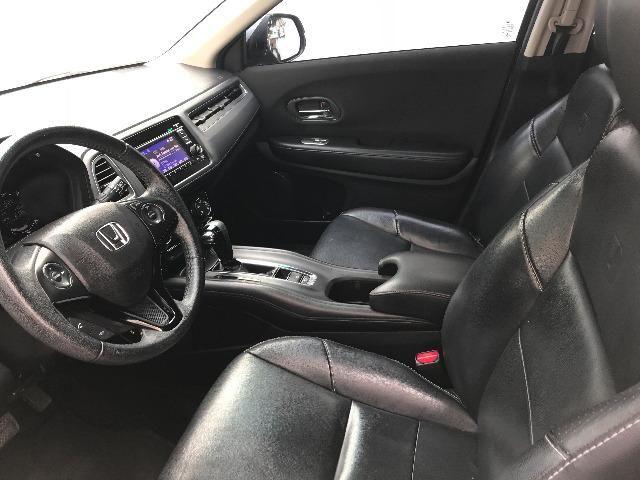 Honda HR-V EX banco de couro, impecável! - Foto 9