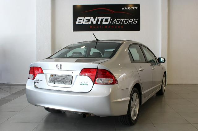 Honda Civic 1.8 LXS Flex Automático - Foto 3