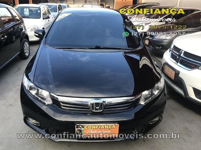Honda / Civic Lxr 2.0 Aut - Foto 2