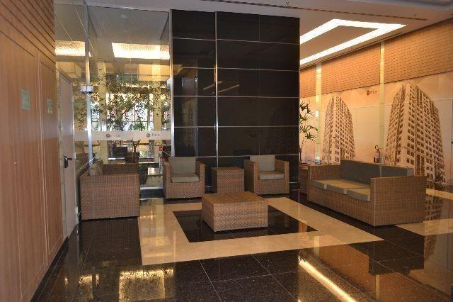 Sala Edifício The Office, 33m² climatizada, andar alto, Adrianópolis - Foto 3