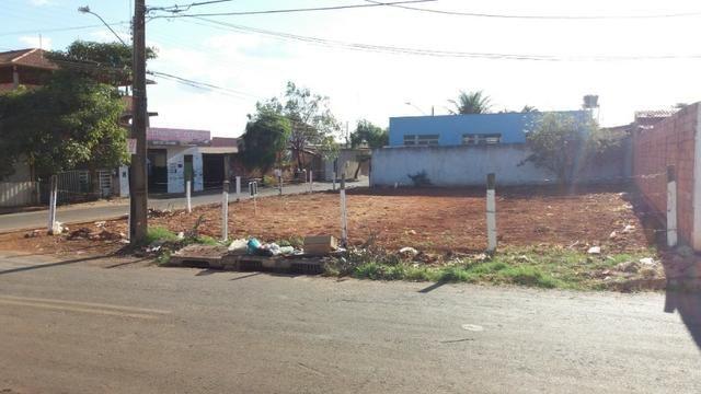 Lote 403m2 de esquina Morada do Sol - Foto 7