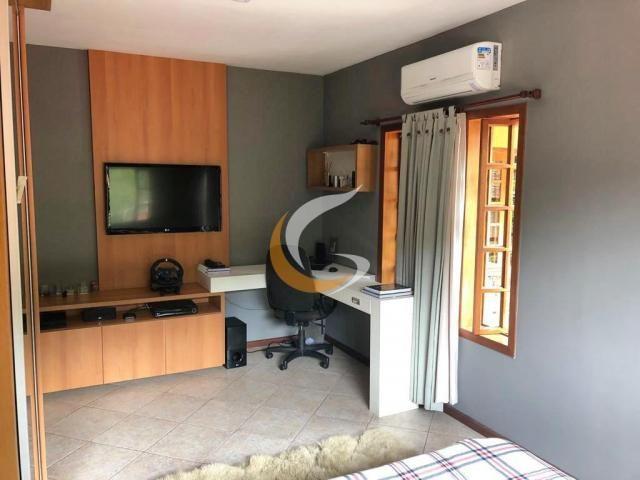 Casa com 4 dormitórios à venda, 500 m² por R$ 1.580.000 - Quarteirão Brasileiro - Petrópol - Foto 7