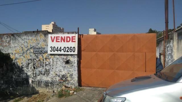 Terreno na Rua Pérsia - Vila Marte