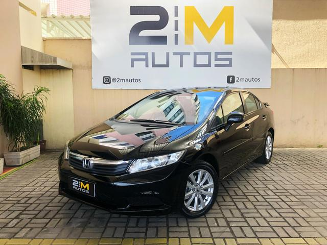 Honda Civic LXS 1.8 Aut Flex 2013/2014