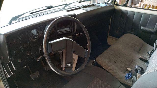 Camionete D20 impecável 1987 - Foto 3
