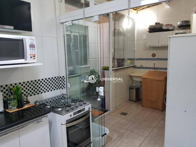 Apartamento Garden com 3 dormitórios à venda, 80 m² por R$ 234.000,00 - Bairu - Juiz de Fo - Foto 9