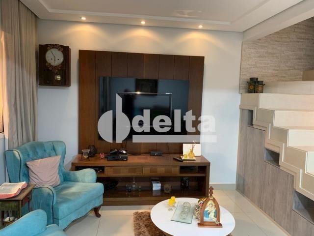 Casa de condomínio à venda com 3 dormitórios em Gávea, Uberlândia cod:33993 - Foto 7