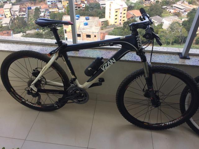 Bike Vzan Carbono