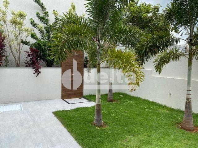 Casa de condomínio à venda com 3 dormitórios em Gávea, Uberlândia cod:33984 - Foto 6