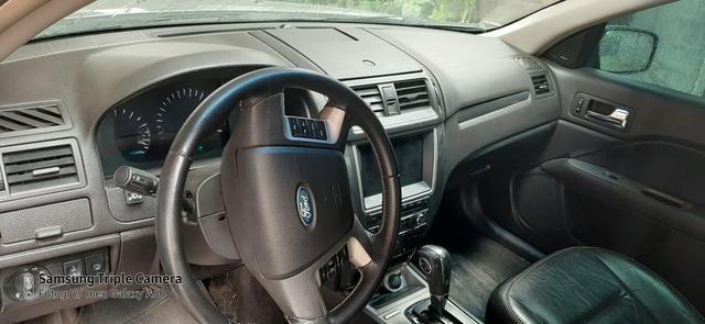 Ford Fusion 2011 AWD 3.0 v6 4x4 + GNV - Foto 5