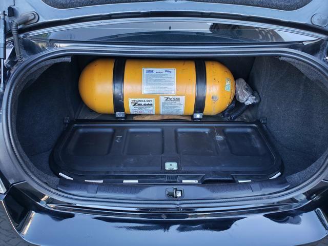 Nissan sentra (com gnv g5) automático ( finan.ent. 7 mil )aceito trocas - Foto 10