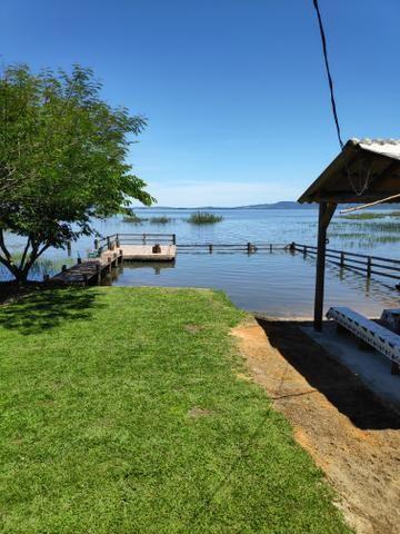 Aluguel sítio beira da lagoa Osório Carnaval - Foto 3