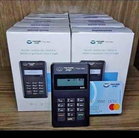 Maquina de cartão sem mensalidades - Foto 3