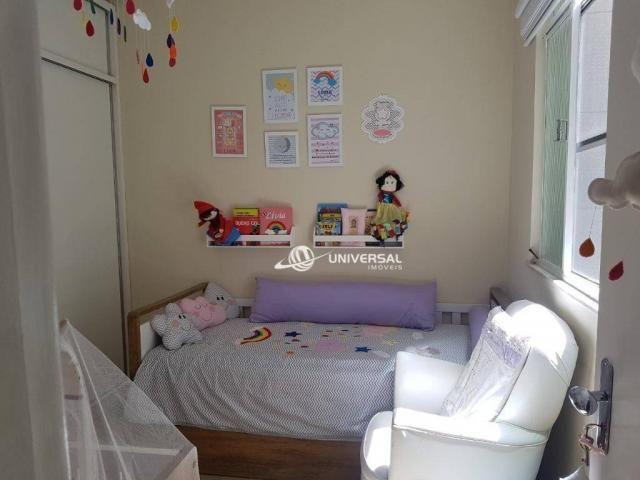 Apartamento Garden com 3 dormitórios à venda, 80 m² por R$ 234.000,00 - Bairu - Juiz de Fo - Foto 14