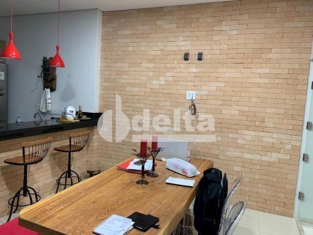 Casa de condomínio à venda com 3 dormitórios em Gávea, Uberlândia cod:33993 - Foto 9