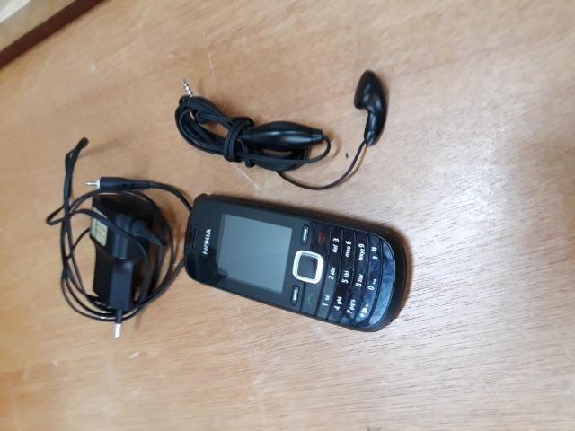 Nokia 1661 desbloqueado estado de novo - Foto 2