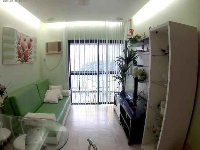 Ótimo Apartamento Locação temporada - Condomínio Porto Real Resort - Mangaratiba - RJ - Foto 2