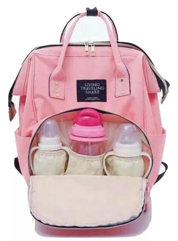 Bolsa mochila Amamentação maternidade - Foto 4