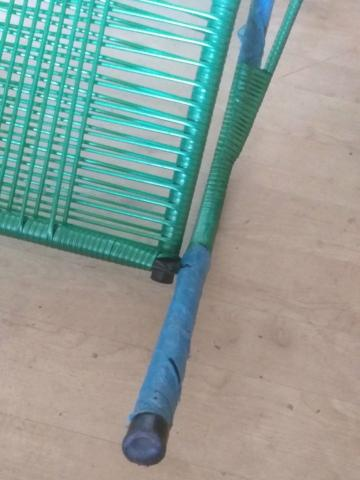 Cadeira Resistente - Foto 4
